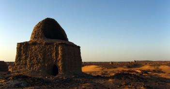 Gubba - grobowiec arabskiej osobistości fot. Paulina Komar