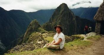 Peru. Machu Picchu. 2001 r.