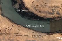 Ryc. 3 zobrazowanie satelitarne Wadi Dam et Tor i Tarfaya Mariusz Drzewiecki © Google Maps