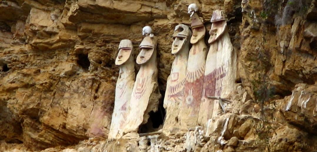 Sarkofagi z Karajia fot. Paulina Komar