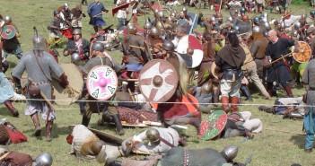 Wikingowe w walce