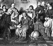 Śmierć Mikołaja Kopernika, Aleksander Lesser