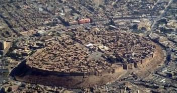 Cytadela w Erbil