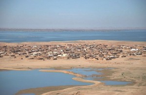 Wadi Halfa, Sudan. Źródło Creative Commons, autor Bertramz