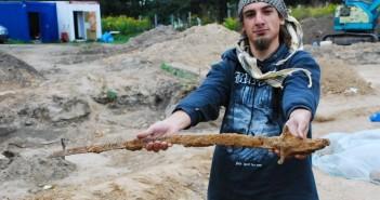 Odejść powinno pokolenie archeologów z PRL