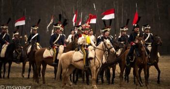 Wesprzyjmy polskich ułanów pod Waterloo!