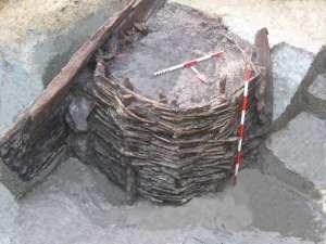 Studnia kultury jastorfskiej (Fot. J.Rozen)